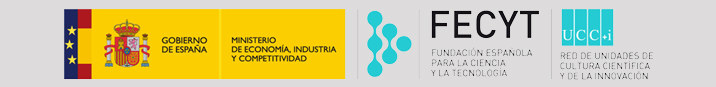 Logotip FECYT
