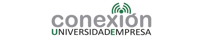 """Logotipo Programa de radio """"Conexión Universidad y Empresa"""""""