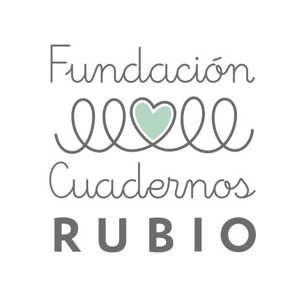 Logotipo Fundación Cuadernos Rubio