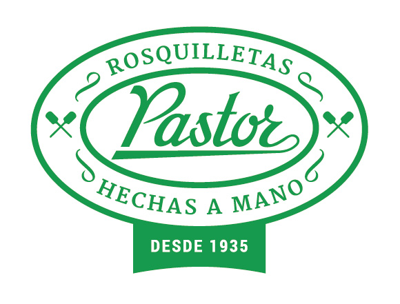 Logotipo Rosquilletas Pastor
