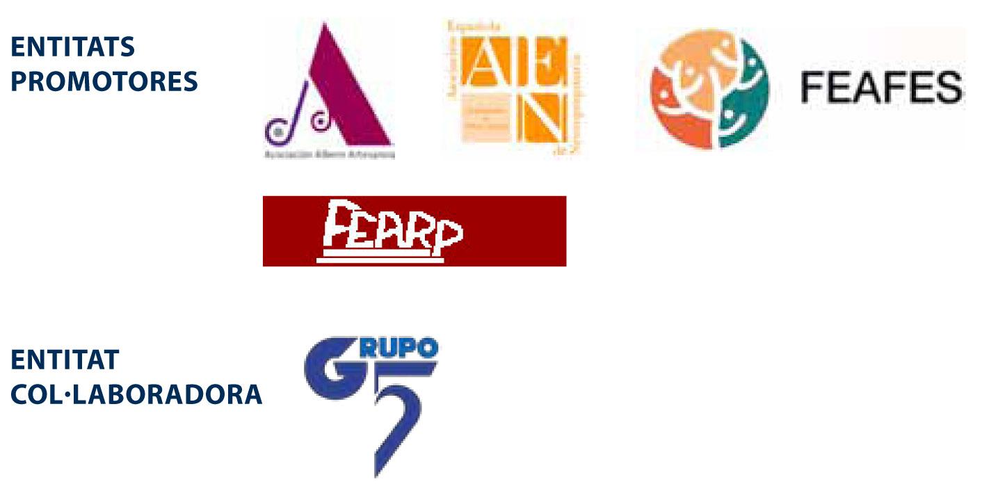 logotips entitats promotores i col·laboradores