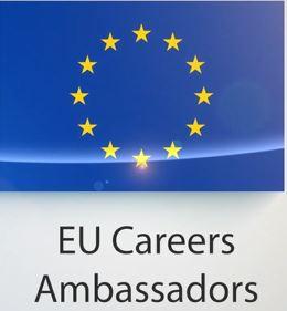 Logo EU Careers Ambassadors
