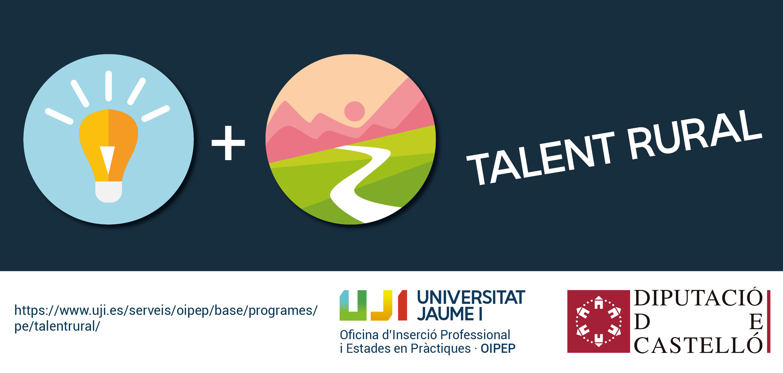Imagen programa Talent Rural
