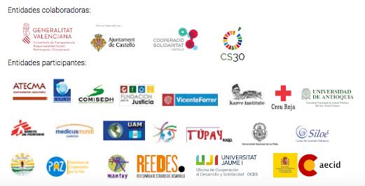 Logos entitats col·laboradores i participants