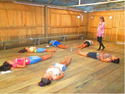 Asociación Peruana La Restinga, Iquitos (Perú)