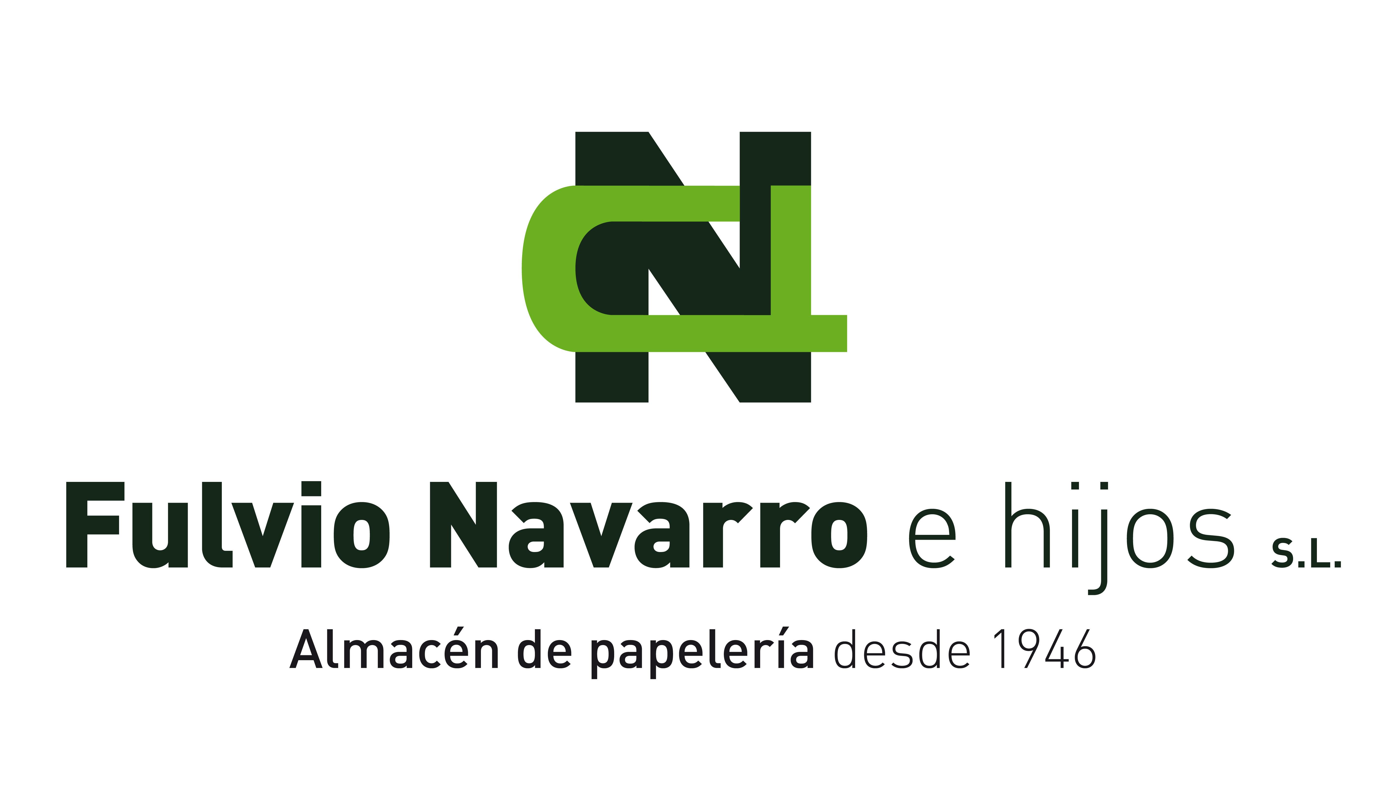 Logotipo Fulvio Navarro e Hijos S.L.