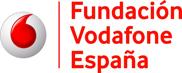 Logotipo Fundación Vodafone España