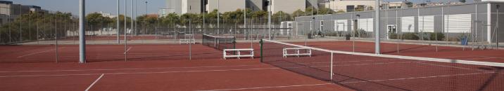 Zona de raquetes